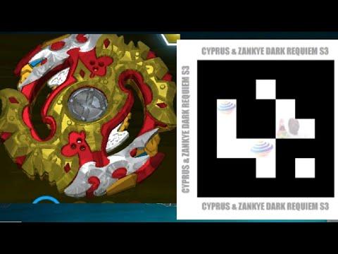 Requiem Spryzen S3 gameplay and qr code.