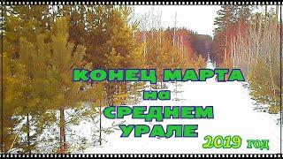 КОНЕЦ МАРТА на Среднем Урале