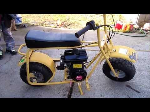 Baja Doodle Bug Mini Bike 97cc