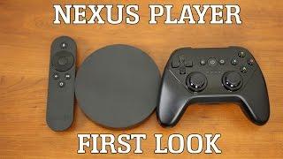 Nexus Player First Look!