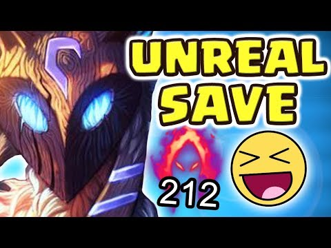 KINDRED JUNGLE IS BACK BA!! THE MOST UNREAL SAVE  NEW CLEAR  INSANE DAMAGE  LEAGUE OF LEGENDS