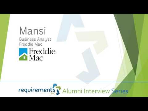 Requirements Inc Review - Mansi, Business Analyst (Alumni Interview Series)