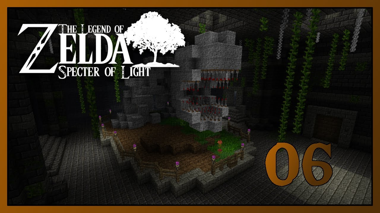 Let S Test Adventurecraft Maps Tloz Specter Of Light 06 Ein Tempel Vergangener Zeiten