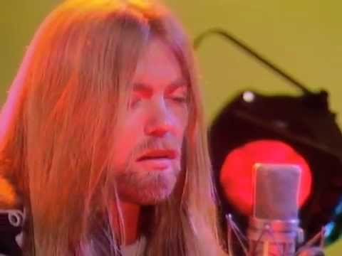 Gregg Allman - Never Knew How Much (I Needed You) - 12/11/1981 - unknown (Official)