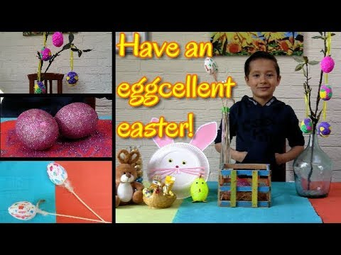 Easter Egg Decorating Ideas | Creative Easter Egg Coloring | DIY Easter Egg Painting