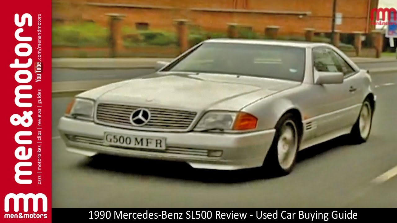 1990 Mercedes Benz Sl500 Review Used Car Buying Guide