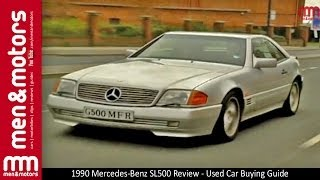 1990 Mercedes-Benz SL500 Review - Used Car Buying Guide
