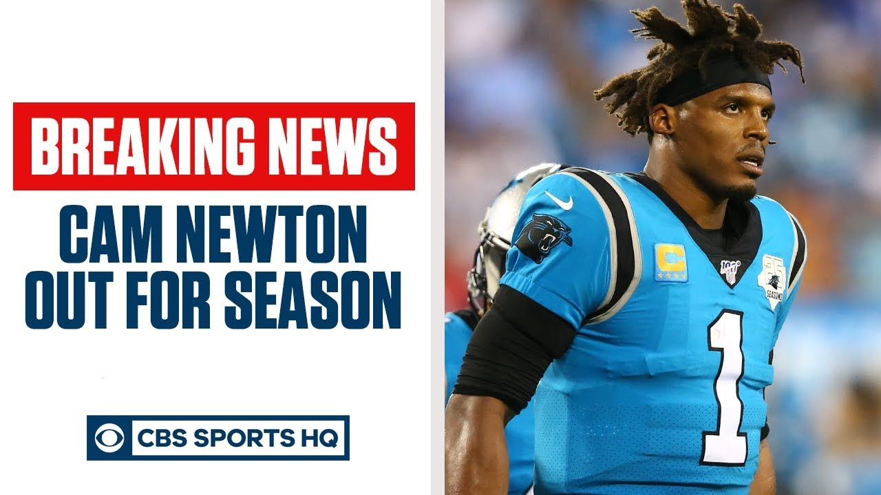 Source: Panthers' Newton to have foot surgery