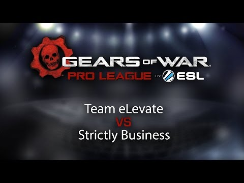 Gears eSports: eLevate vs Strictly Business Week 3 Match 5 of Season 2