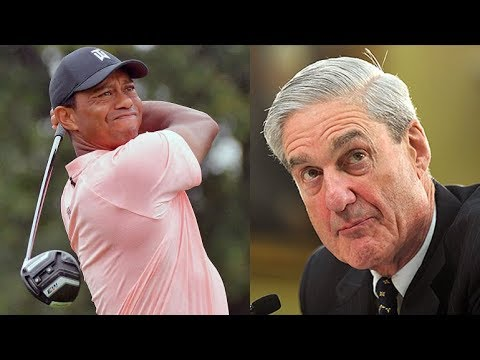 WHAT DO TIGER WOODS AND ROBERT MUELLER HAVE IN COMMON?