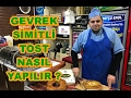 Gevrek Simitli Tost Nasıl Yapılır mp3