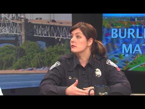 Burlington Matters Ep10 - Fire Safety