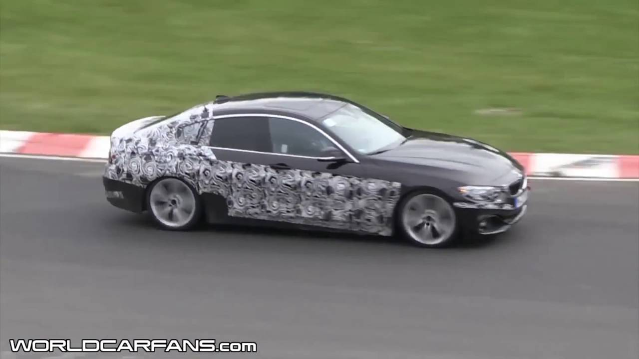 BMW 4 Series GranCoupe Spied,sport Cars Video, Sport Cars 2016,Best Sport  CARS Video