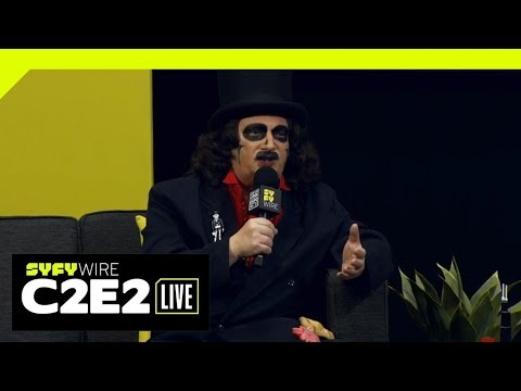 WATCH C2E2: Svengoolie reflects on 40 years of horror hosting