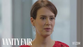 """Sarah Paulson's American Horror Story: Freak Show Role Has """"Never Been Done Before"""""""