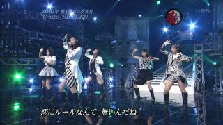 C-ute performance SHOCK! LYRICS I love this song even though Airi i...