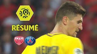 Dijon FCO - Paris Saint-Germain (1-2) - Résumé - (DFCO - PSG) / 2017-18