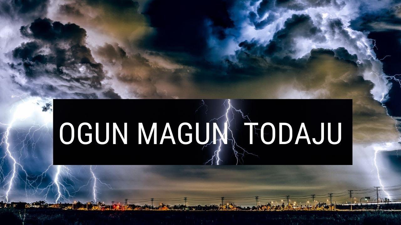 Download OGUN MAGUN TODAJU SERIES ONE