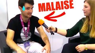 MES PIRES MOMENTS DE MALAISE SUR YOUTUBE !