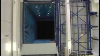 Electromagnetic Compatibility (EMC) test facility project of Comtest for ESA-ESTEC