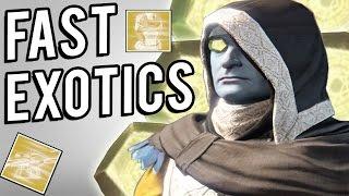 Destiny: The Absolute BEST Exotic Engram Farm Still Working!