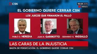 Las caras de la injusticia