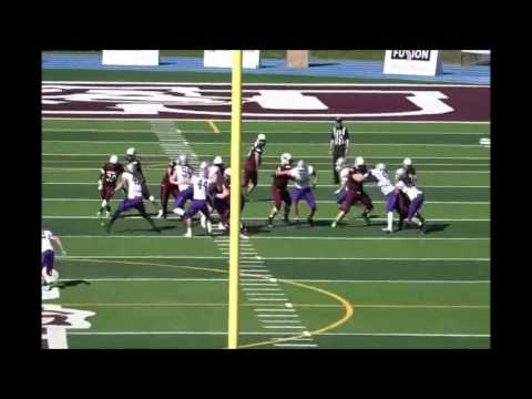 Jacob Nutbrown #25 2015 Bishops Rookie Highlight