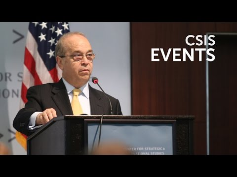 Video Part 3: Fifth Annual CSIS South China Sea Conference