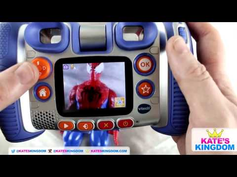 VTech Kidizoom Twist Plus Camera Review   Camera For Kids