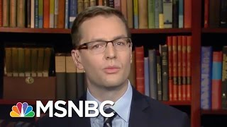 Robby Mook: President Donald Trump Is Running Over Congress | MSNBC
