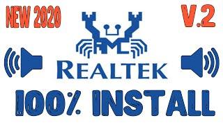100% УСТАНОВКА ДРАЙВЕРА Realtek! АКТУАЛЬНОЕ В 2020 ГОДУ. Включение передней панели, звука, микрофона