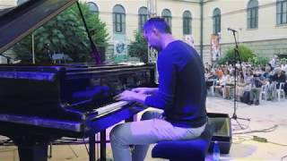 Bodurov trio plays Jovino live at Varna jazz fest 2019