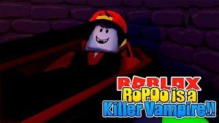 ROBLOX - ROPO IST EIN KILLER VAMPIRE!
