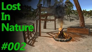Lost in Nature - #002 - Mein kleines Camp! - [Review][Let