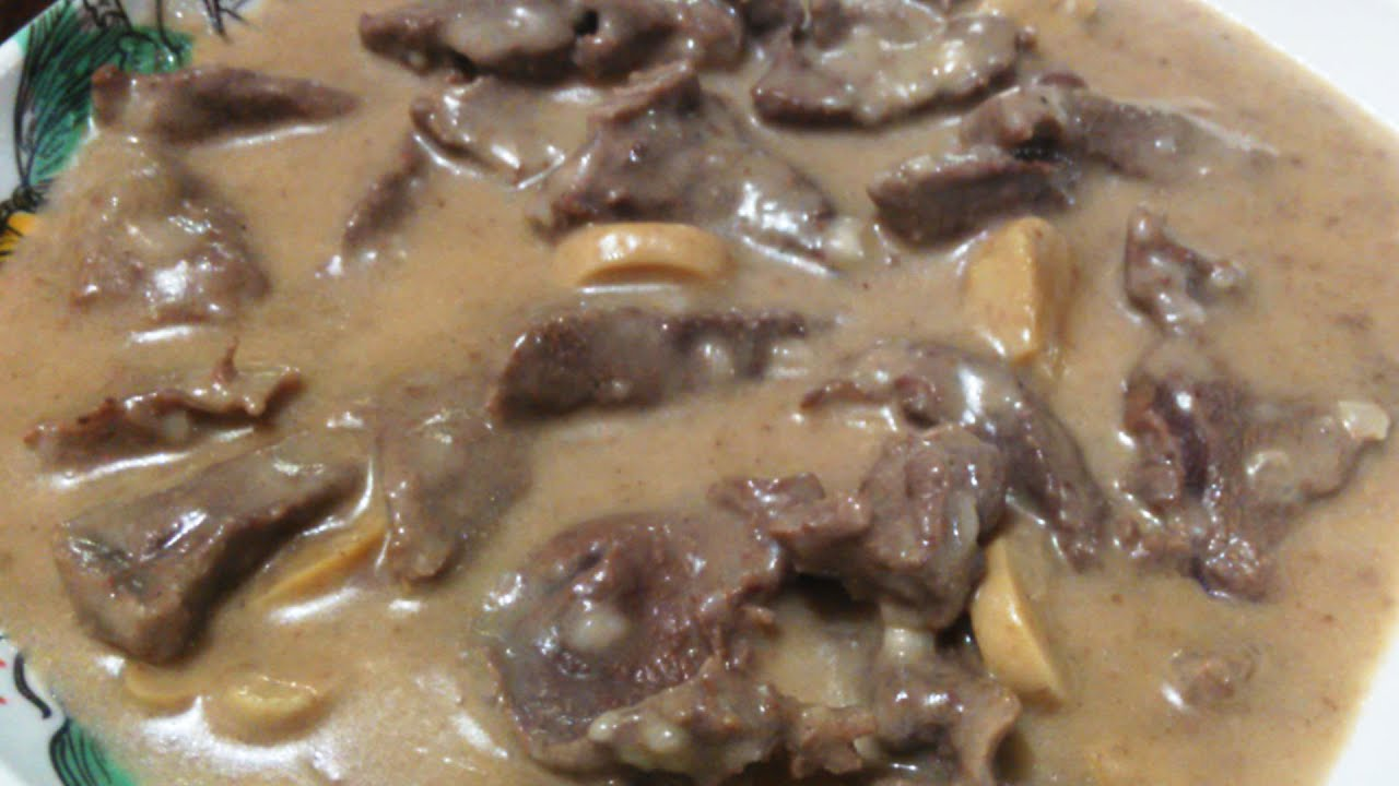 How to cook Pinoy Style Beef Stroganoff - YouTube