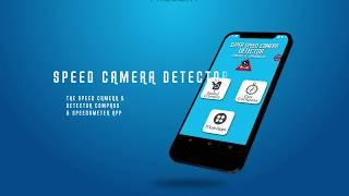 Speed Camera & Detector GPS Compass & Speedometer