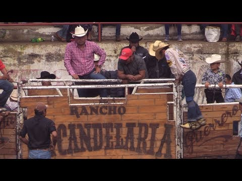 RANCHO LA CANDELARIA +JARIPEO EN NAHUATZEN MICHOACAN 02 DE SEPTIEMBRE 2018