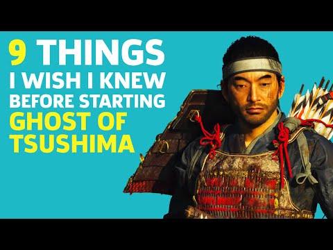 9 Things I Wish I Knew Before Starting Ghost Of Tsushima