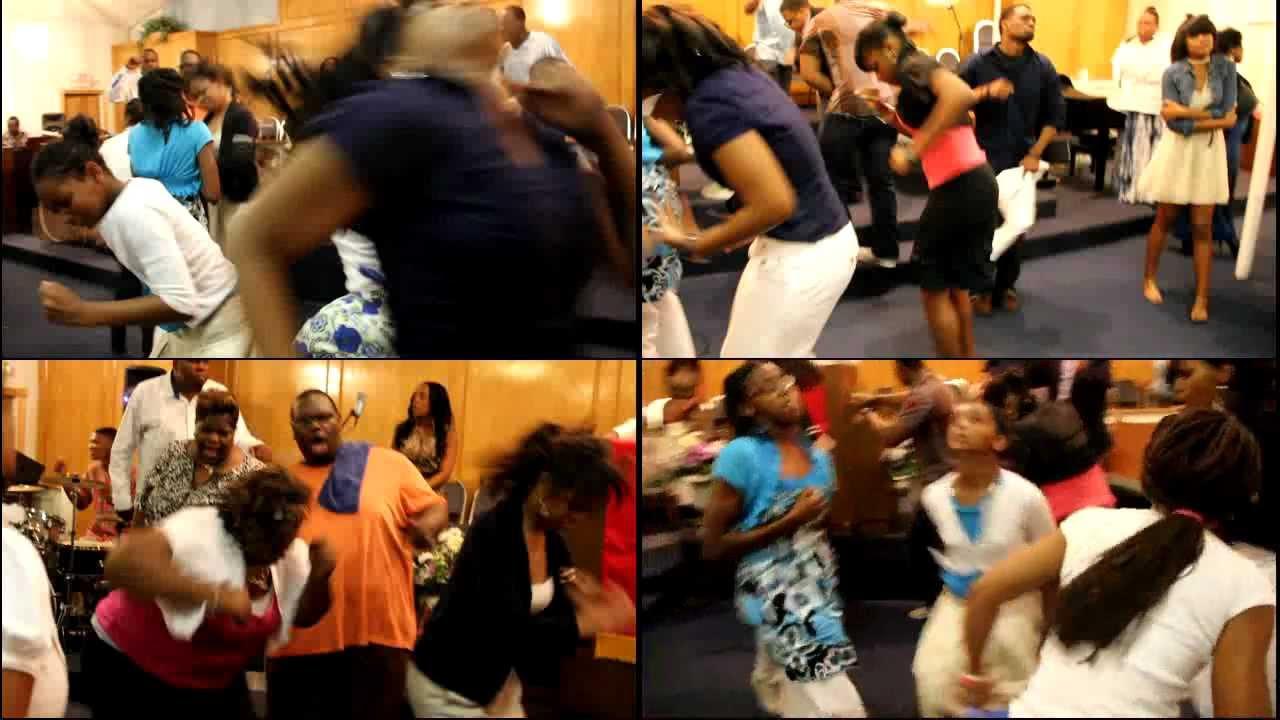 Friends Don't Let Friends SHOUT ALONE, Praise Break @ Faith Kingdom