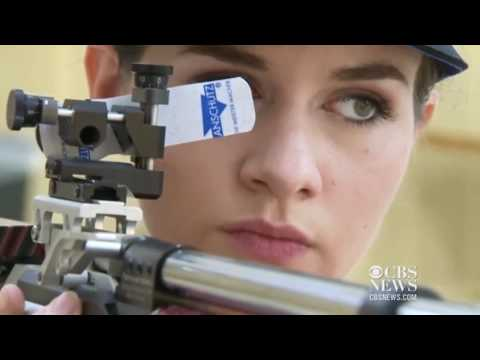 Shooting For Olympic Gold