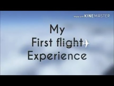 My first flight Experience | New Delhi to Ranchi😊😃😇