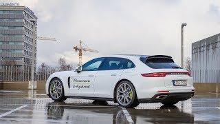 Porsche Panamera 4 E-Hybrid Sport Turismo - Motors24.ee proovisõit