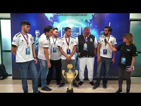 [CFSI 2017] Champion Interview (Black Dragons)