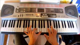 Golborne Road - Nick Laird-Clowes Piano Tuto (intro + chorus)