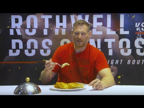 Fight Night Zagreb: Josh Barnett vs Croatian Food