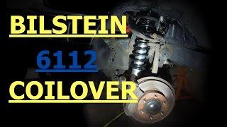 Bilstein 6112 Coilover Install- 3rd Gen 4Runner