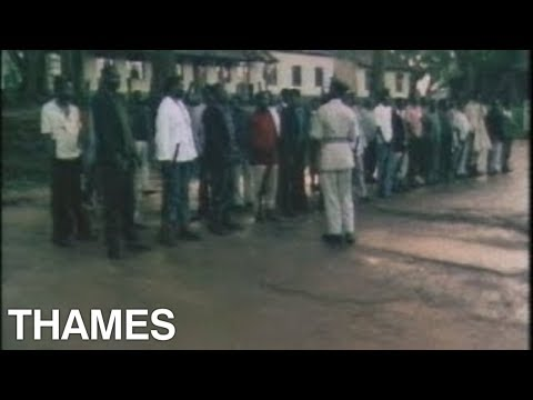 Uganda - TV Eye - Documentary - 1979