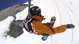 GoPro Line of the Winter: Christoffer Granbom - Verbier, Switzerland 04.30.16 - Snow