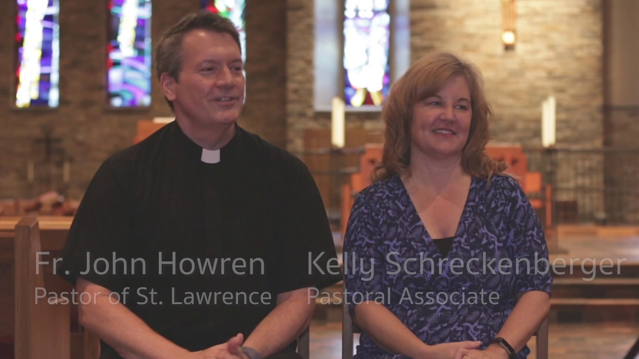 Igivecatholic Best Practices St Lawrence Catholic Church Youtube
