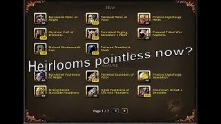 Download lagu Are Heirlooms still good Legion Patch 7 3 5 MP3